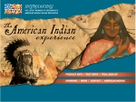 AMERICAN INDIAN MARKETING SITE HOMEPAGE