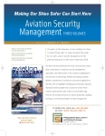 Aviation Security Advertisement