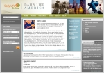 DAILY LIFE ONLINE-DAILY LIFE AMERICA HOMEPAGE