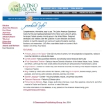 LATINO AMERICAN MARKETING SITE DOWNPAGE