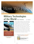 Military Technologies Advertisement