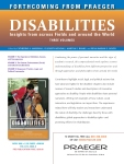 Praeger Disabilities Advertisement