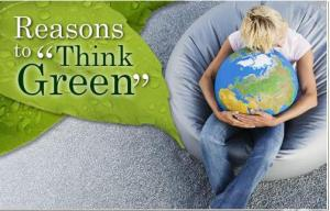 Think Green animation (banner)