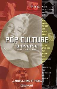Pop Culture Online - Brochure